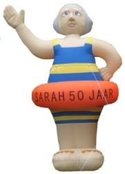 Sarah Zwemband