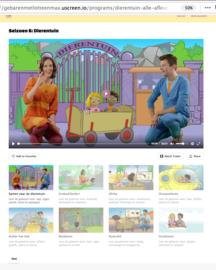 Licenties Videokanaal - aantal 5