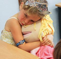 Ouderworkshop - gebaren met kleine kinderen NmG