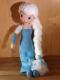 Elsa van frozen