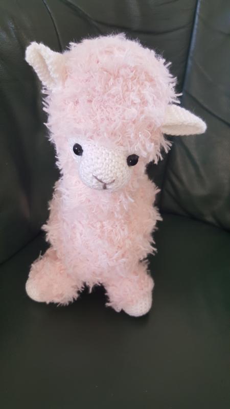 Roze Alpaca