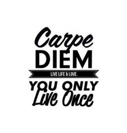 Stickers - Carpe Diem