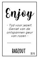 Badzout - Enjoy