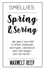 Waxmelt reep (3) - Spring & Sering