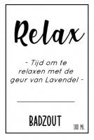 Badzout - Relax