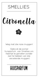 Huisparfum - Citronella