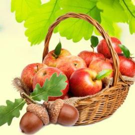 Geurolie - Apples & Oak
