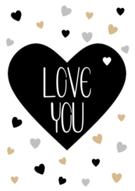 Geurpakket - LOVE YOU