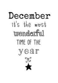 Stickers - December