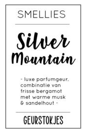 Geurstokjes - Silver Mountain
