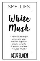 Geurbloem - White Musk