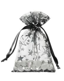 Star & Glitter zakjes (10) - 10 x 15 cm