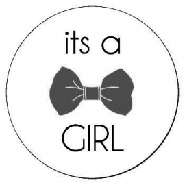 Stickers - It's a Girl