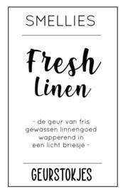 Geurstokjes - Fresh Linen