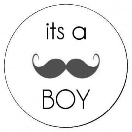 Stickers - It's a Boy