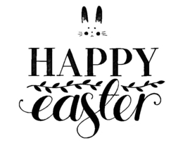 Stickers - Happy Easter