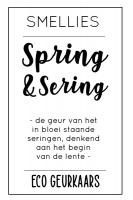 Ecogeurkaars - Spring & Sering