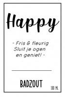 Badzout - Happy
