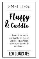 Ecogeurkaars - Fluffy & Cuddle