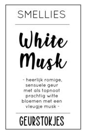 Geurstokjes - White Musk