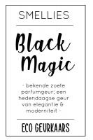Ecogeurkaars - Black Magic
