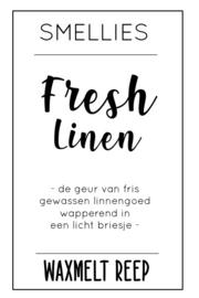 Waxmelt reep (3) - Fresh Linen