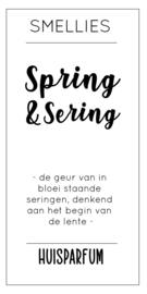Huisparfum - Spring & Sering