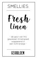 Geurbloem - Fresh Linen