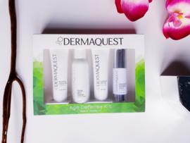 DermaQuest - Age Defense Kit (Starterskit Peptide Vitality)