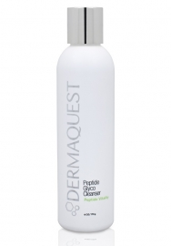 DermaQuest Peptide Glyco Cleanser (reiniging op basis van glycolzuur)