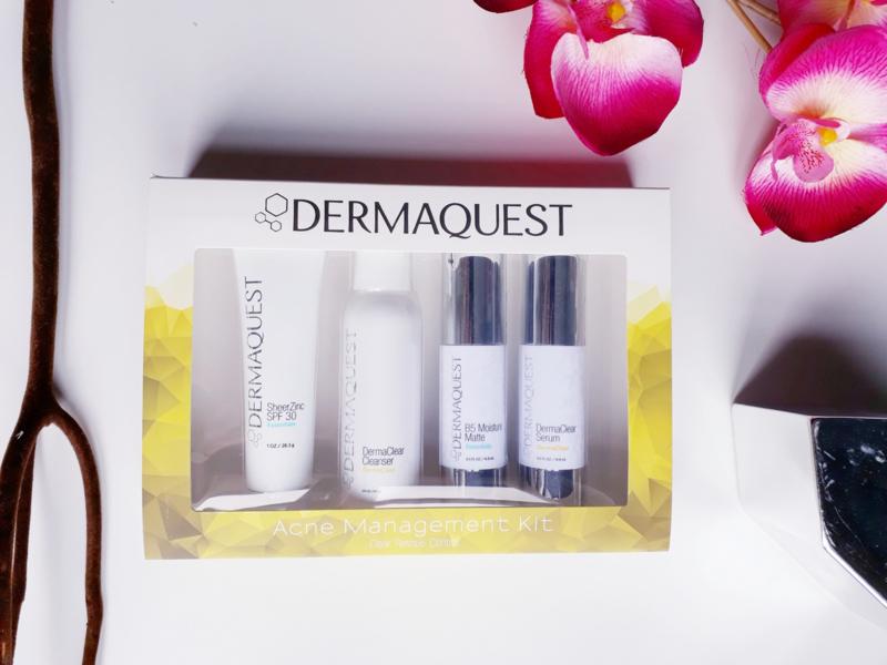 Dermaquest - Acne Management  Kit (Starterskit DermaClear tegen acne en jeugdpuistjes)