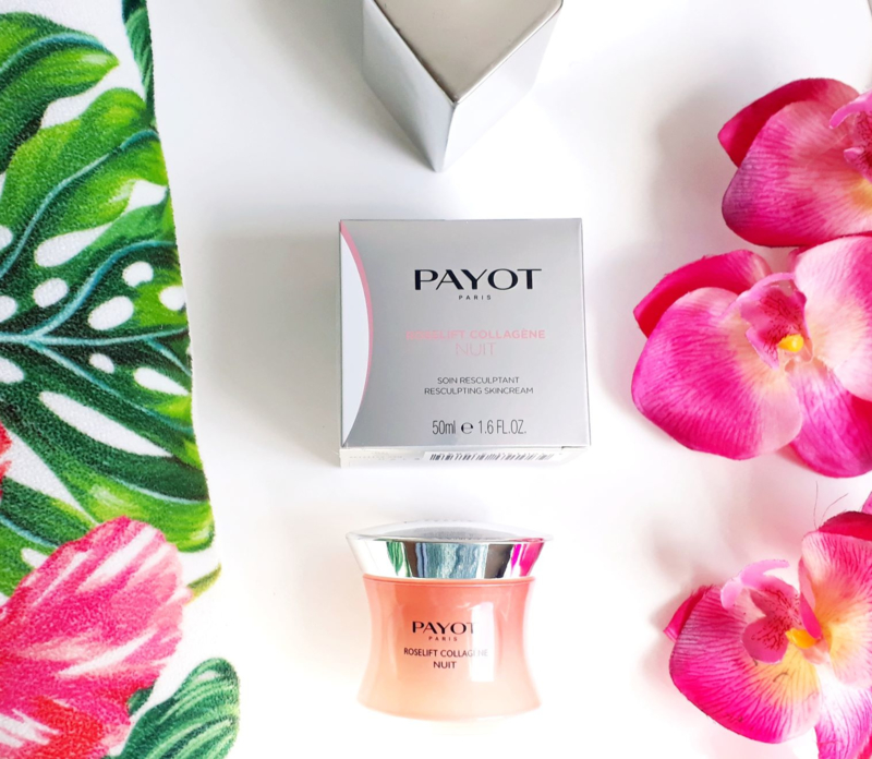 Payot Roselift Collagene Nuit (collageen verstevigende nachtcrème)