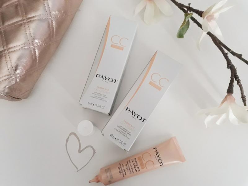 Payot Creme2 CC Cream (kalmerende en licht camouflerende CC Cream SPF50)