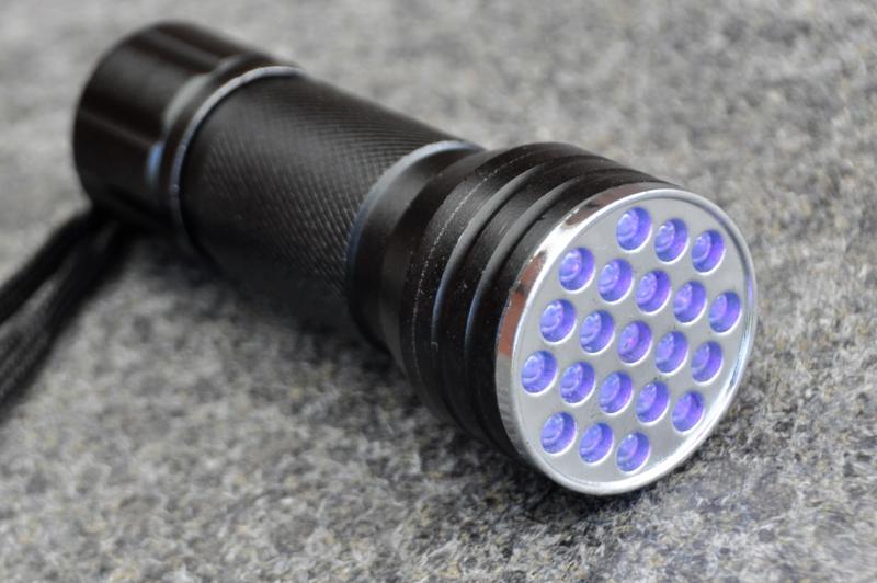 Payne-lamp (met batterijen)