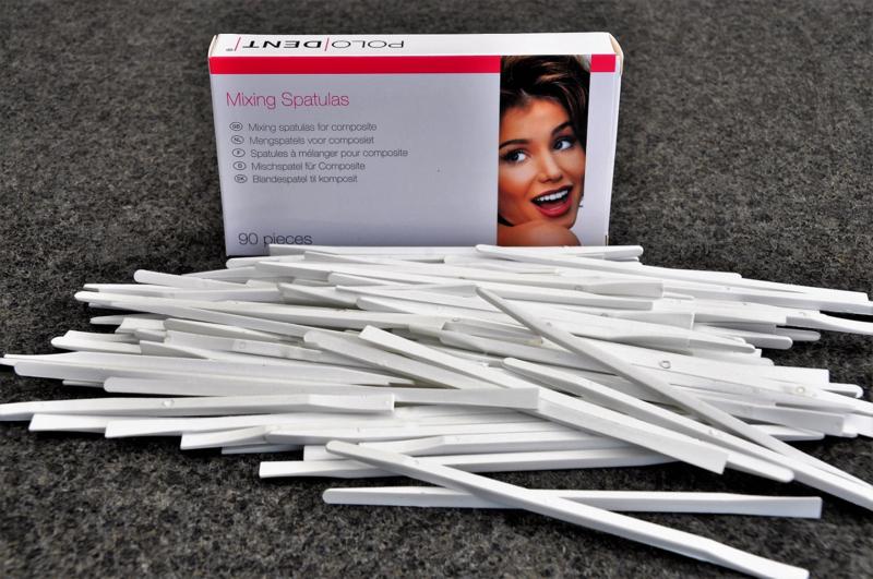 Disposable spateltjes (100 stuks)