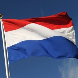 Nederlandse vlag 150 x 225 cm