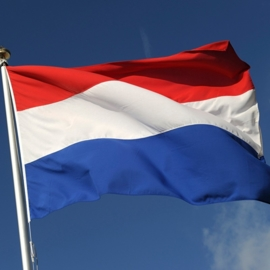 Nederlandse vlag 200 x 300 cm