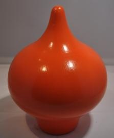 Houten druppelknop (diverse kleuren)