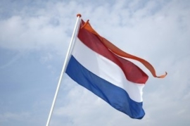 Vlaggenstokset vlaggenstok+vlag+wimpel en houder