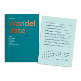 Complete set - 6 x Typographic