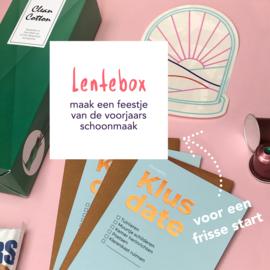 Lentebox