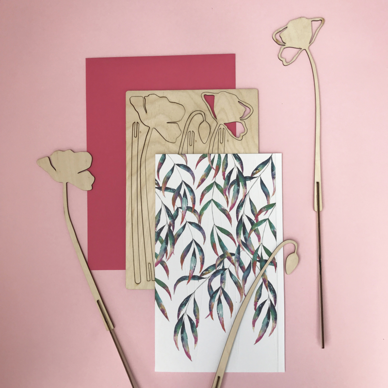 PAKKET - Hugs & Flowers