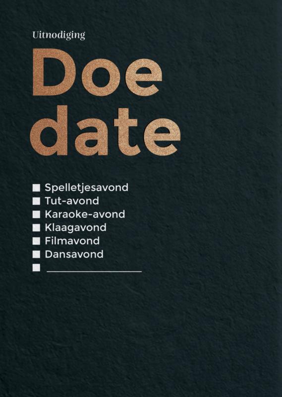 Doe date 1