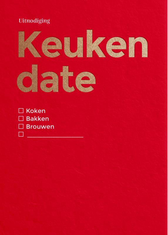 Keuken date 1