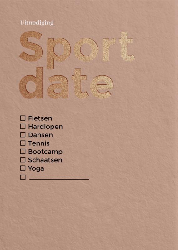 Sport date 1