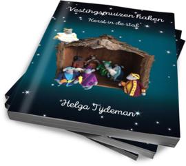 """Vestingsmuizen haken """"Kerst in de stal"""""""