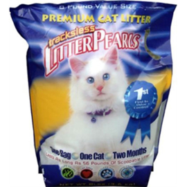Crystal Clear Litter Pearls tracksless 3,6kg 4x