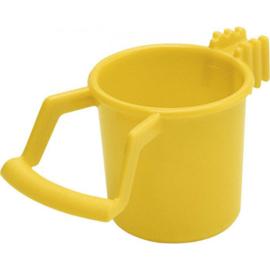 Honingbeker geel