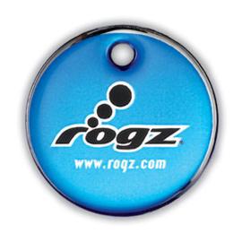 Rogz passport Retro Rex - hondenpenning L