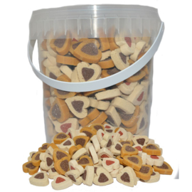 Hartjes mix 500 gram